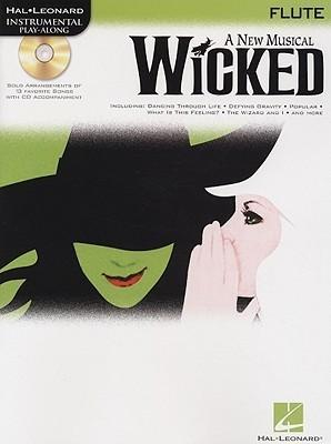 Wicked: Flute Play-Along Pack Stephen Schwartz