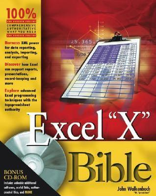 Excel 2003 Bible [With CDROM]  by  John Walkenbach