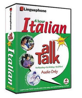 Italian All Talk Basic Language Course (4 Hour/4 Cds): Learn To Understand And Speak Italian With Linguaphone Language Programs Linguaphone