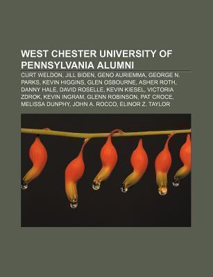 West Chester University of Pennsylvania Alumni: Curt Weldon, Jill Biden, Geno Auriemma, George N. Parks, Kevin Higgins, Glen Osbourne Source Wikipedia