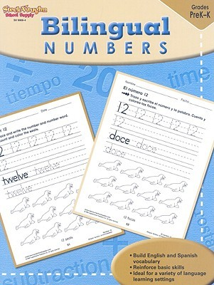 Bilingual Numbers, PreK-K Various