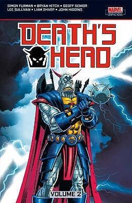 Deaths Head Vol. 2. Simin Furman