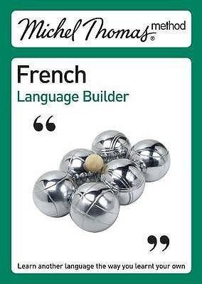 French Language Builder(Michel Thomas Series) [AUDIOBOOK] Michel Thomas