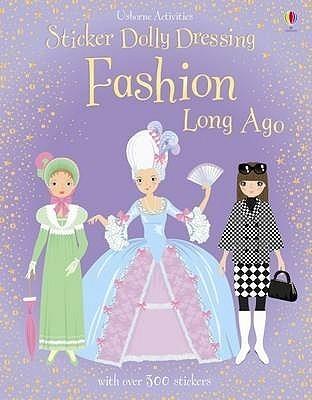 Fashion Long Ago Lucy Bowman