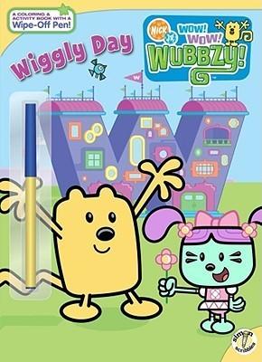 Wiggly Day Tina Gallo