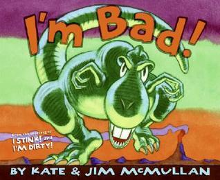 Im Bad!  by  Kate McMullan