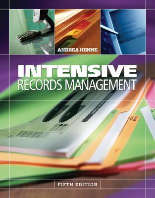 Intensive Records Management Andrea Henne