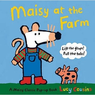 Maisy At The Farm (Maisy Classic Pop Up Book) Lucy Cousins