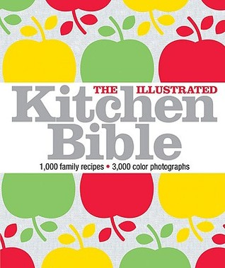 The Illustrated Kitchen Bible  by  Victoria Blashford-Snell