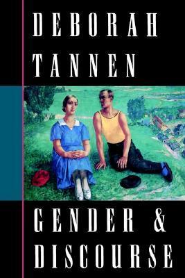Gender & Discourse Deborah Tannen