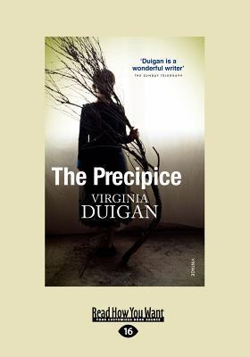 The Precipice (Large Print 16pt)  by  Virginia Duigan