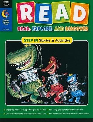 R.E.A.D. Step-Up Gr 1-2  by  Rozanne Lanczak Williams