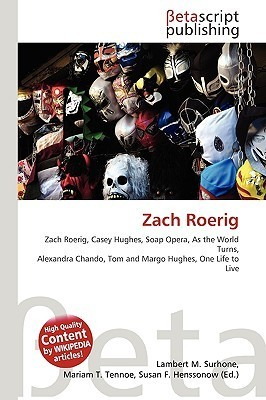 Zach Roerig  by  NOT A BOOK