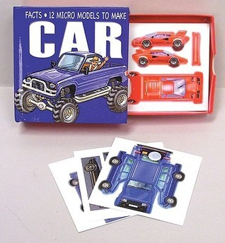 Micro Models: Car Duncan Crosbie