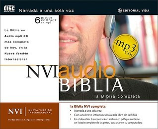 Holy Bible: NVI Audio Bible MP3 CD  by  Anonymous