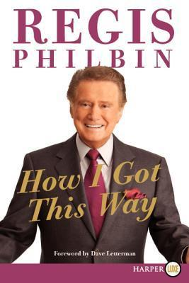 How I Got This Way LP Regis Philbin