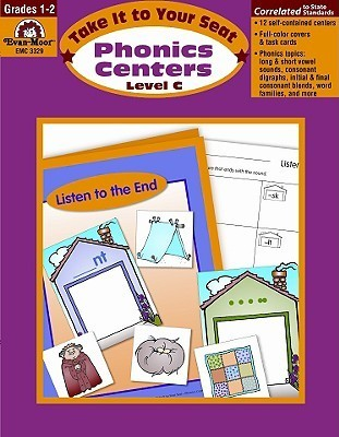 Phonics Centers Level C  by  Evan-Moor Educational Publishing