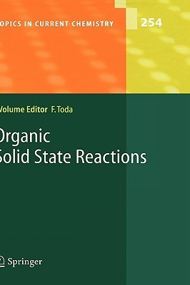 Organic Solid State Reactions Fumio Toda