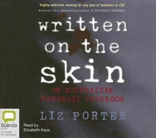 Written on the Skin  by  Liz Porter