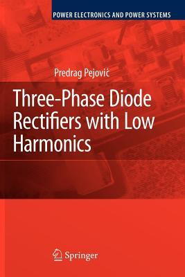 Threephase Diode Bridge Rectifier with Low Harmonics  by  Predrag Pejović
