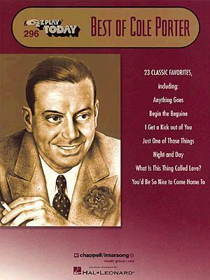 Best of Cole Porter: E-Z Play Today Volume 296  by  Cole Porter