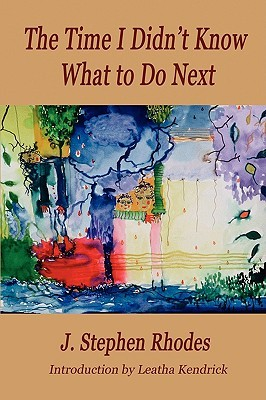 The Time I Didnt Know What to Do Next  by  J. Stephen Rhodes