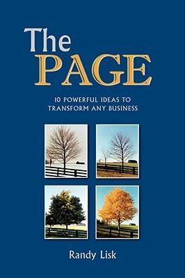 The Page  by  Randy Lisk