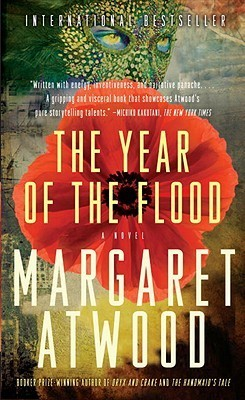 The Year Of The Flood (MaddAddam Trilogy, #2) Margaret Atwood