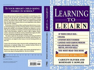 Learning to Learn  by  Carolyn Olivier