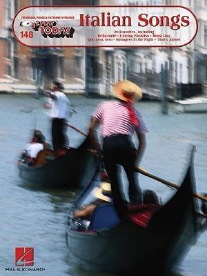 Italian Songs: E-Z Play Today Volume 148 Hal Leonard Publishing Company