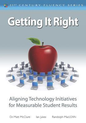 Getting It Right: Aligning Technology Initiatives for Measurable Student Results Matt McClure