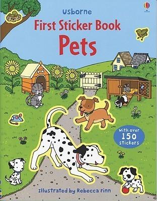 Pets Sticker Book Jessica Greenwell