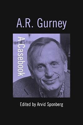 A.R. Gurney Arvid Sponberg