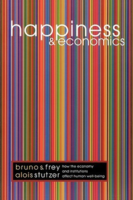 Not Just for the Money: An Economic Theory of Personal Motivation Bruno S. Frey
