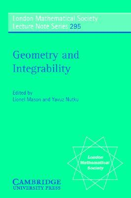 Geometry and Integrability  by  L J Mason