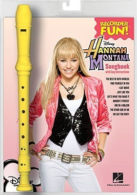 Hannah Montana: Recorder Fun! Pack  by  Miley Cyrus