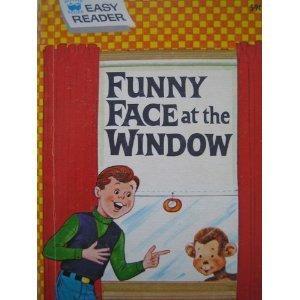 Funny Face at the Window  by  Sara Asheron