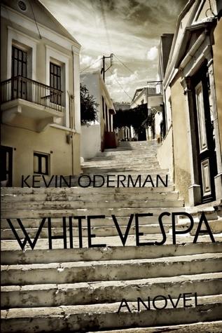 White Vespa  by  Kevin Oderman