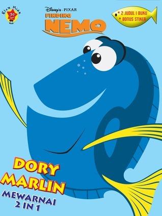 Dory Marlin (Mewarnai Finding Nemo 2 in 1)  by  Walt Disney Company