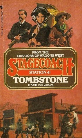 Tombstone  by  Hank Mitchum