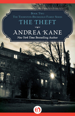 The Theft  by  Andrea Kane