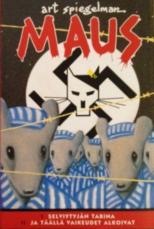 Maus. Selviytyjän tarina Art Spiegelman