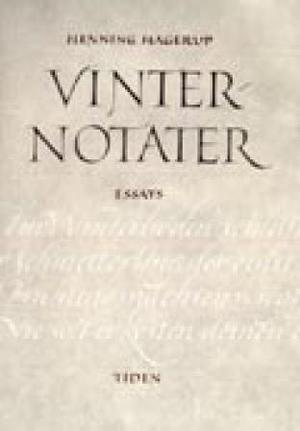 Vinternotater Henning Hagerup