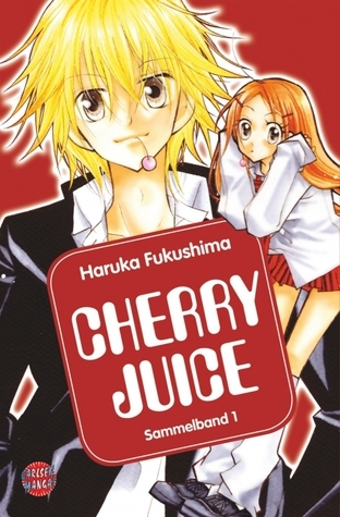 Cherry juice, Sammelband #01 Haruka Fukushima