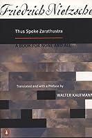 Zarathustra  by  Friedrich Nietzsche