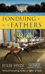 Fonduing Fathers  by  Julie Hyzy