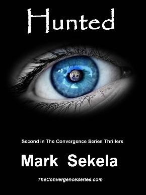 Hunted (The Convergence Series #2)  by  Mark Andrew Sekela