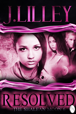 Resolved (The Shalean Moon #6)  by  J. Lilley