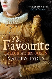 The Favourite Ralegh and His Queen  by  Mathew Lyons