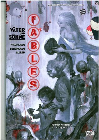 Väter und Söhne (Fables, #10)  by  Bill Willingham